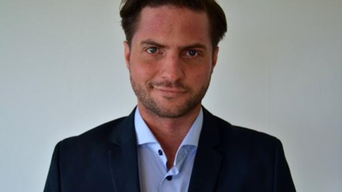Jonas Ekholm blir ny säljchef på Bullguard. - 3099800717