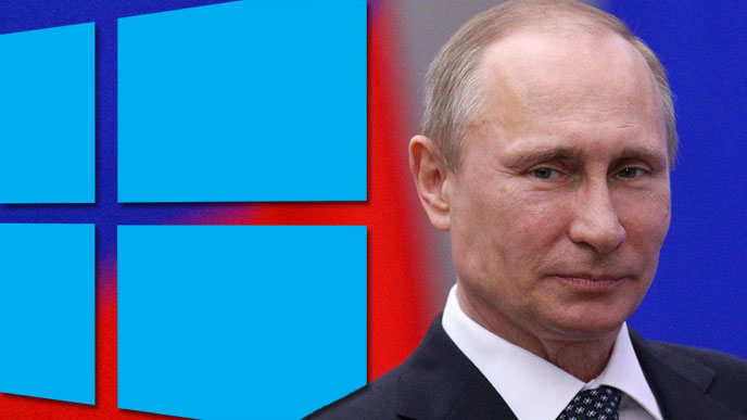 Putin Windows
